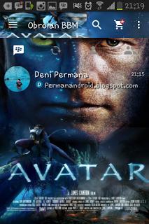 BBM Mod Avatar v2.13.1.14 Apk