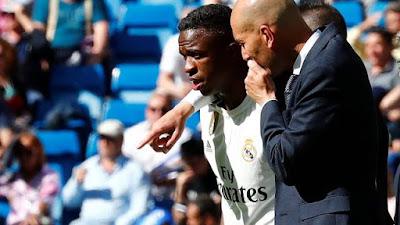 Real Madrid 3 x 2 Villarreal - Campeonato Espanhol 2018/19 rodada 36
