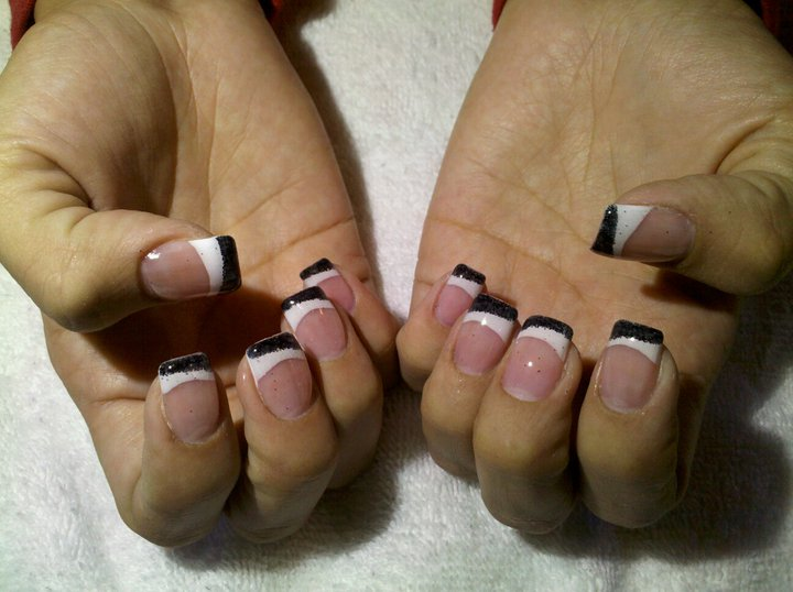White Gel Nail Polish On Toes Hession Hairdressing