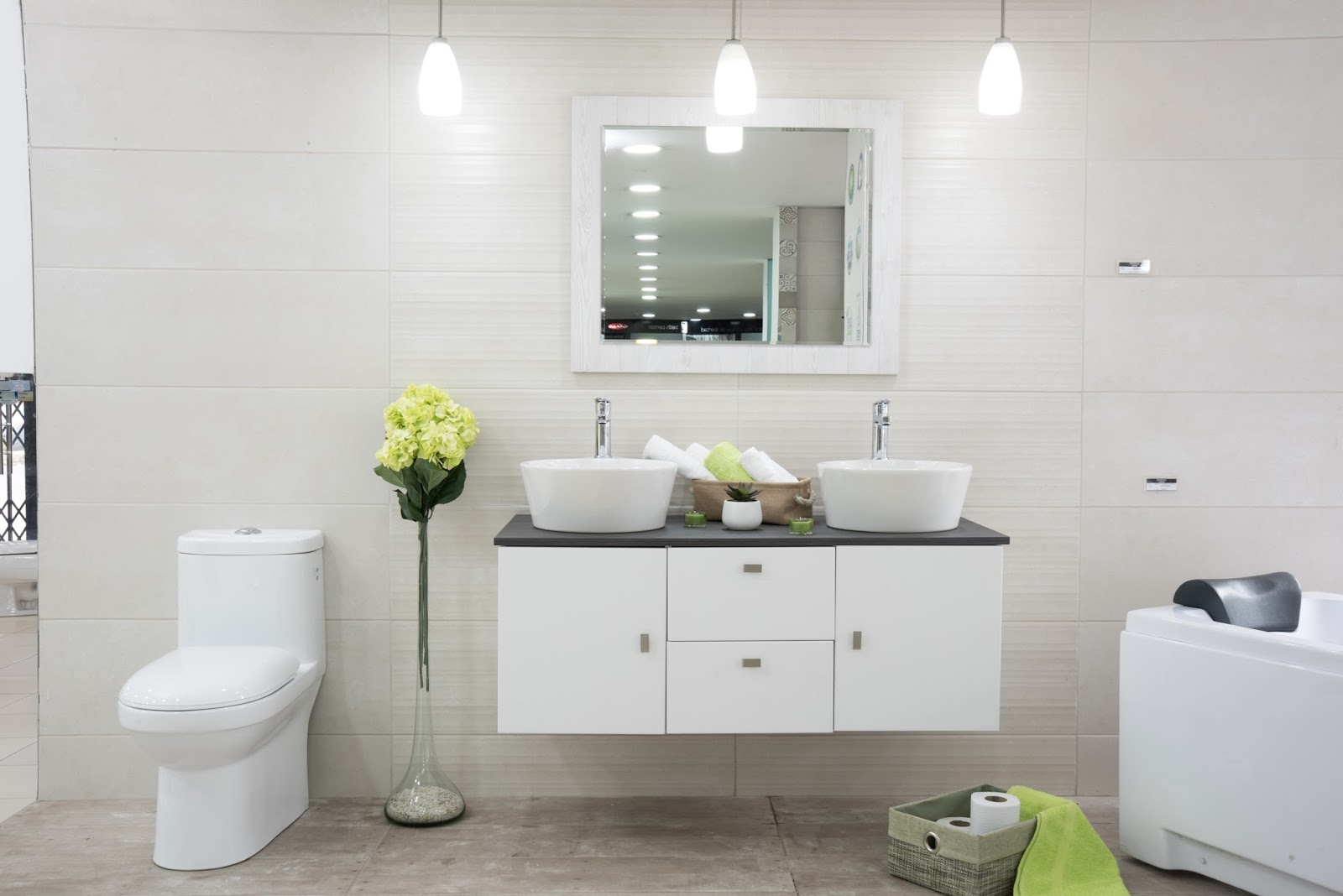 Tendencias en diseño y decoración para cuartos de baño en este 2018