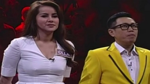 Respon ANTV mengenai Pakaian Kontroversial Artis Cantik Olla Ramlan