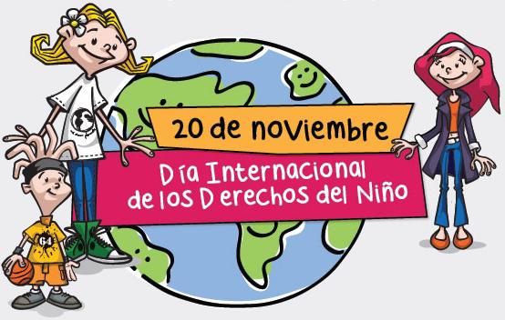 Dia internacional de los derechos del niño -20 de noviembre