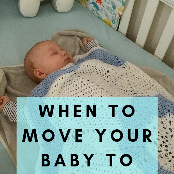 When To Move Your Baby To Their Own Room