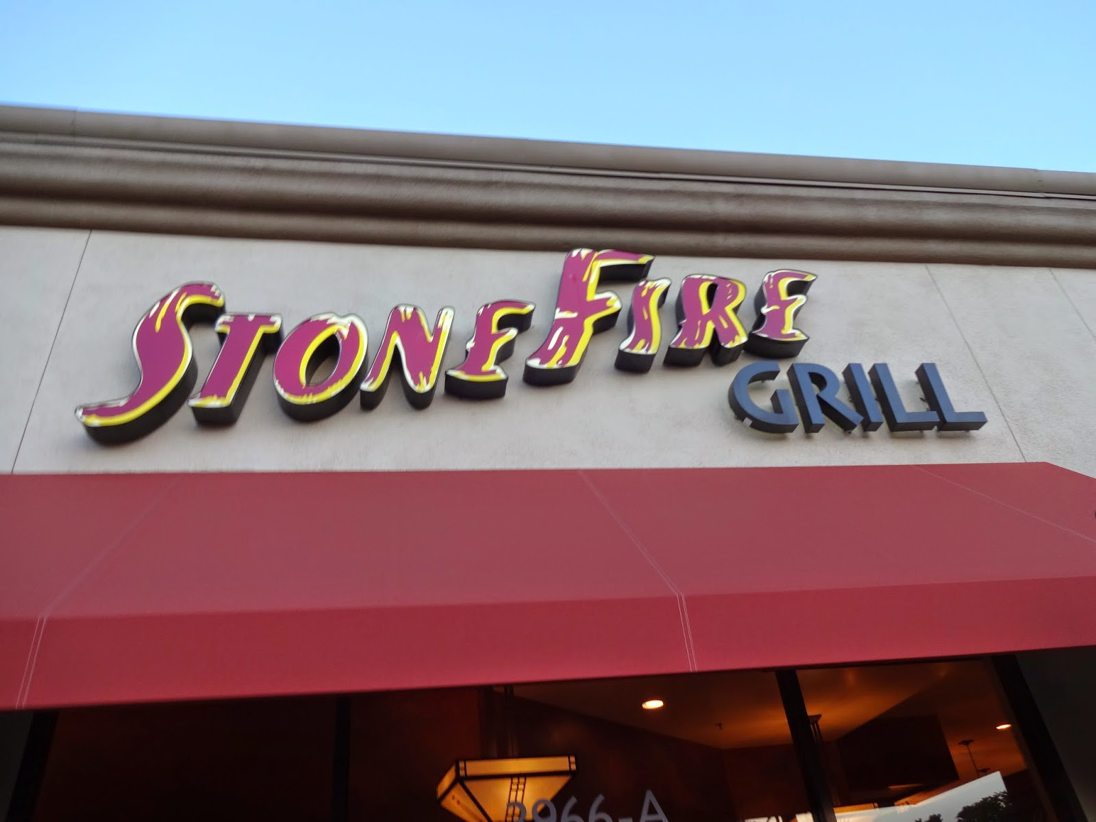 Prego Cucina Italiana Menu Eating My Way Through Oc New Spring Menu Items At Stonefire Grill