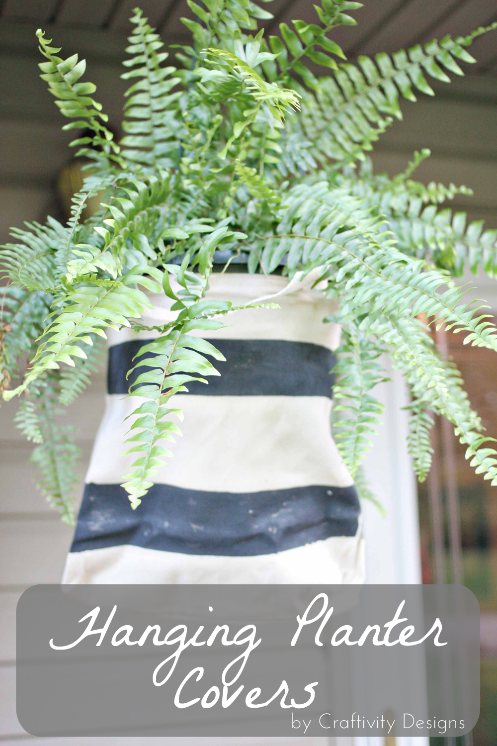 Craftivity Designs Hanging Planter Covers And Quot New Quot Patio