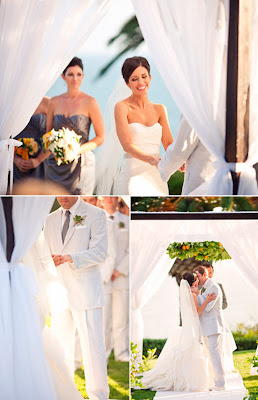 7 Coque lindo para a noiva