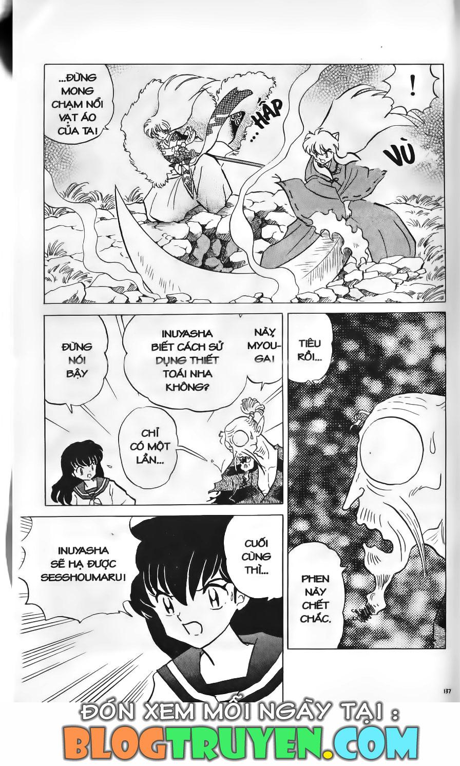 Inuyasha vol 13.8 trang 8
