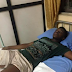 Father narrates how his son survived a 4400kv electric shock from an exposed armored cable in Lagos...photos