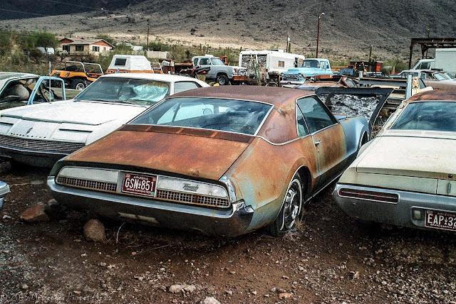 Oldsmoble Toronado 1966 1967