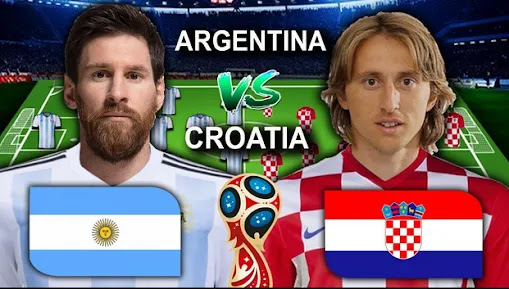 FIFA Worldcup 2018: Argentina 0 - 3 Croatia  | Croatia In Last 16 And Argentina Out Of The Worldcup