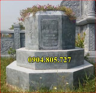 Mộ hình lục giác bằng đá - 210954