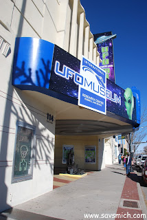 UFO International centre