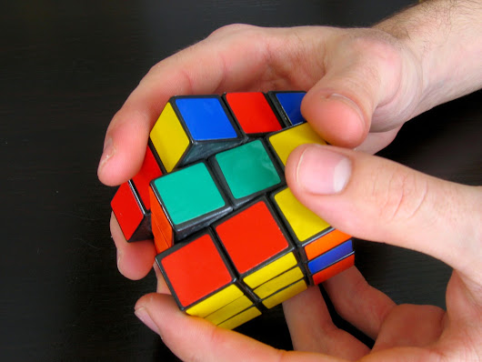 The Rubik's Cube and the Bible