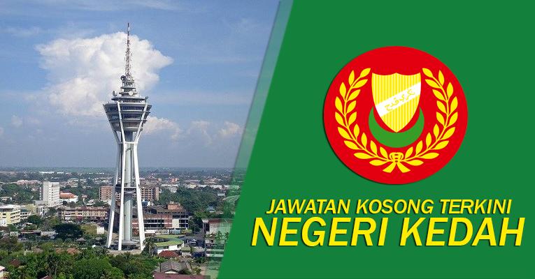 Jawatan Kosong di Negeri Kedah