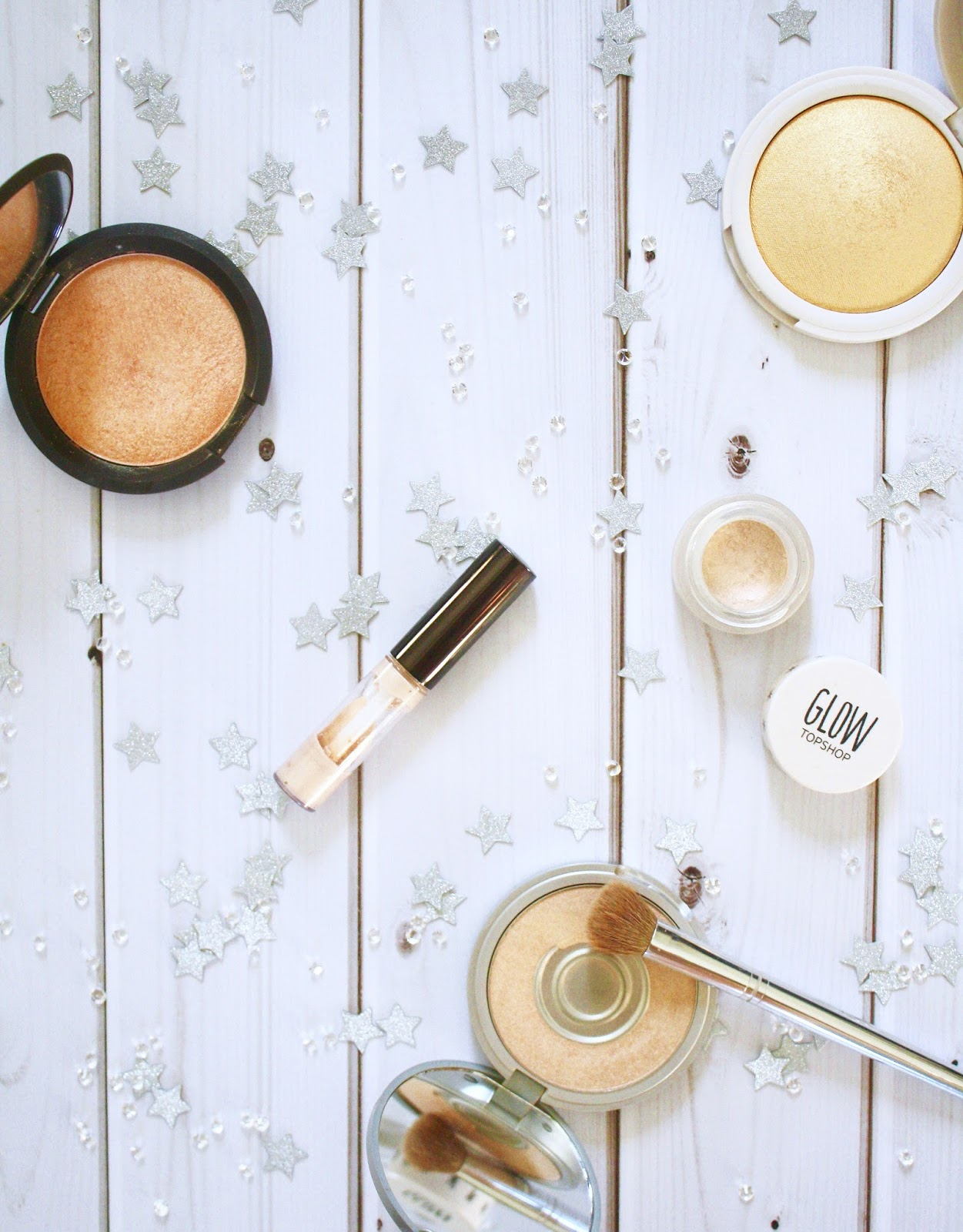 Top 5 Makeup Highlighters