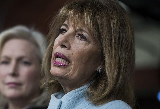 Dem Rep. Speier: DNC Lawsuit 'Ill-Conceived'