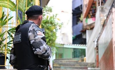 Policial é baleado durante operação no Vale das Pedrinhas