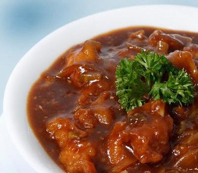 Chicken Manchurian recipe ~ Special Recipes