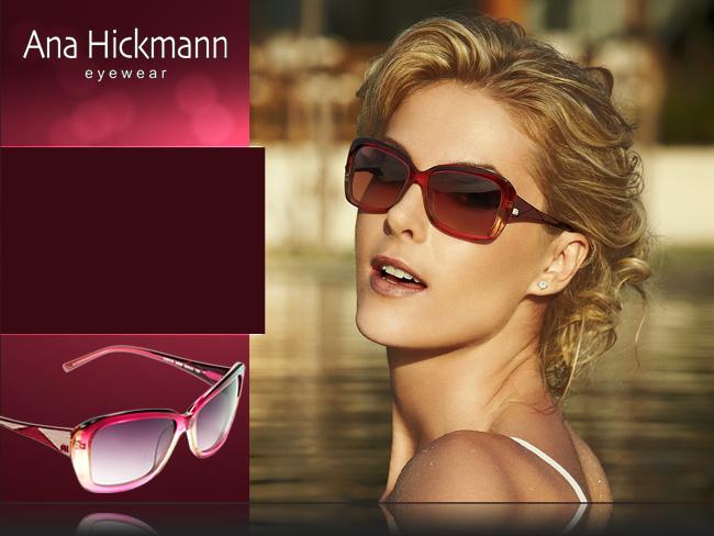 Ana Hickmann News  Desfile de 10 anos de Ana Hickmann eyewear ! e0d56f6bae