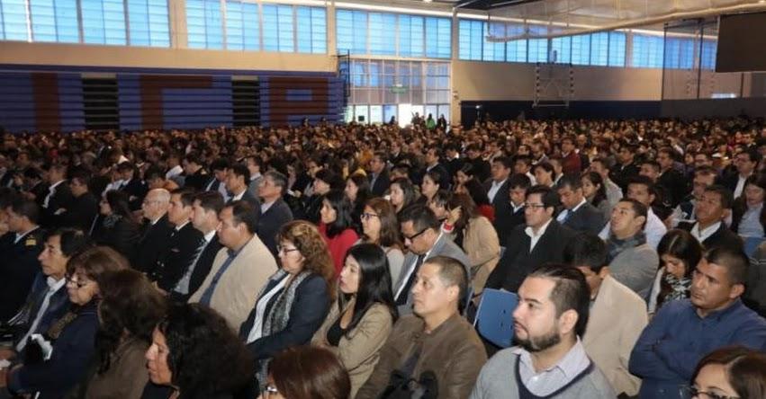 SERVIR realizará el Primer Congreso Internacional de Recursos Humanos para el sector público (26 y 27 Noviembre) www.servir.gob.pe