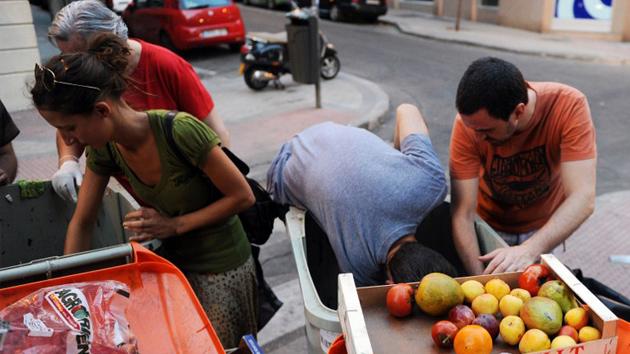 España tiene hambre