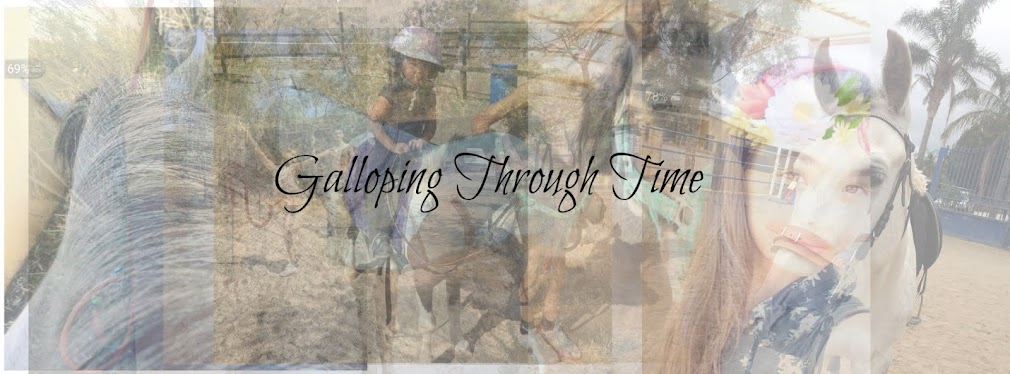 Galloping Through Time ♥