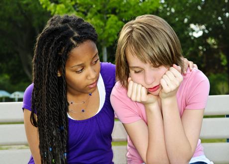 Arkadaş ya da Akrabayla Konuşma