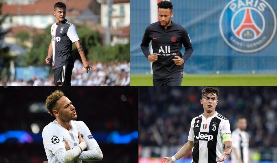 Calciomercato, Juve di prepotenza su Neymar: offre Dybala al PSG.