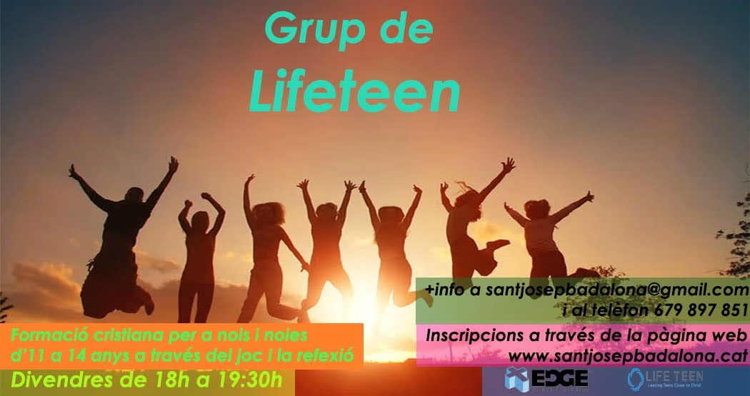 Catequesi Lifeteen
