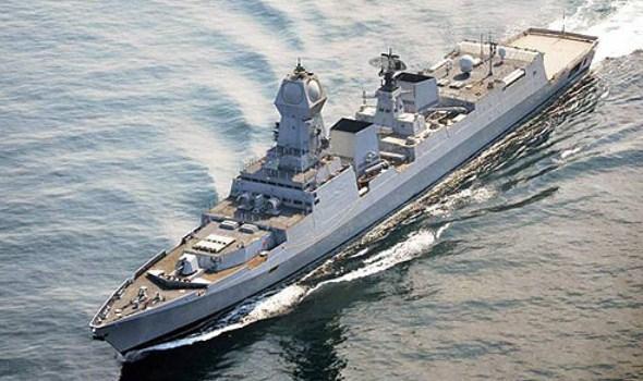 Angkatan Laut India Bercita-cita Mampu Mencapai 90% kemandirian Untuk Memproduksi Kapal Perang Sendiri