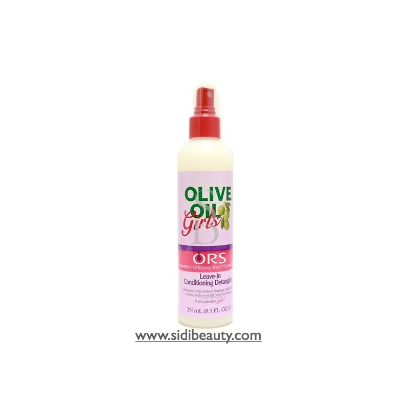 Ors Olive Oil Hair Lotion Natural Hair