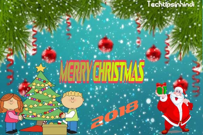 Merry Christmas status in hindi | मेरी क्रिसमस संदेश 2018 whatsapp Status