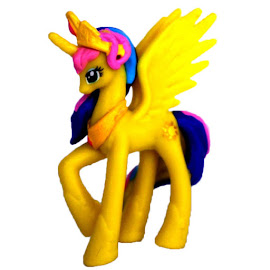My Little Pony Prototypes and Errors Princess Celestia Blind Bag Pony