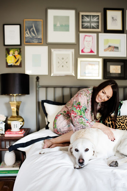 blogger style at Beauty Bets, Elizabeth Dehn [photo Eliesa Johnson]