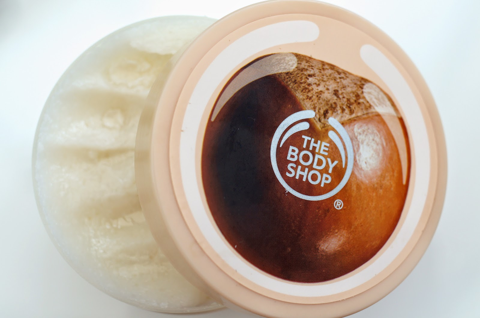 the body shop shea exfoliator
