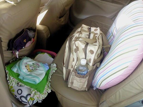 Checklist keperluan ibu nak bersalin