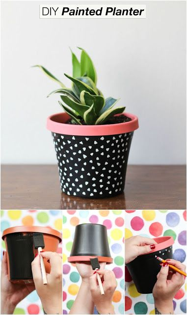Green Pear Diaries, diseño, macetas originales, DIY