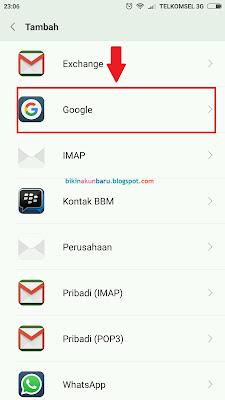 Cara Buat Akun Gmail Baru Lewat Hp Android Lengkap Dengan Gambar