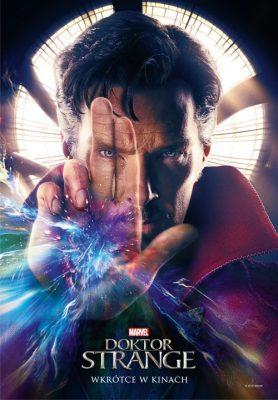 plakat filmu Doktor Strange z naekranie.pl