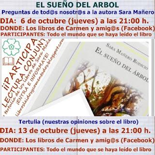 LIBROS LEÍDOS Y COMENTADOS: Lectura conjunta y tertulia de