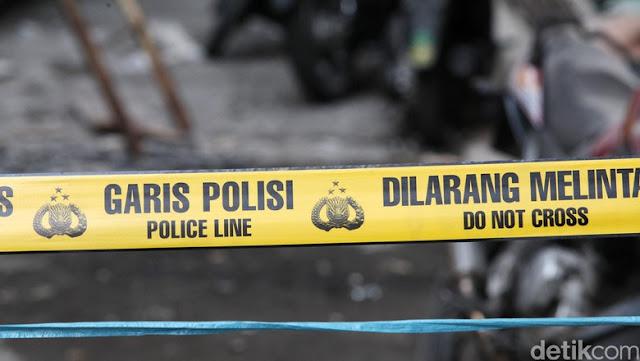 Polisi Gerebek Terduga Teroris di Tangerang