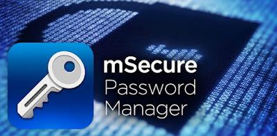 تطبيق-mSecure--لإدارة-كلمات-مرور-الأيفون