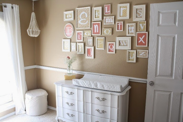 nursery wall paint colors