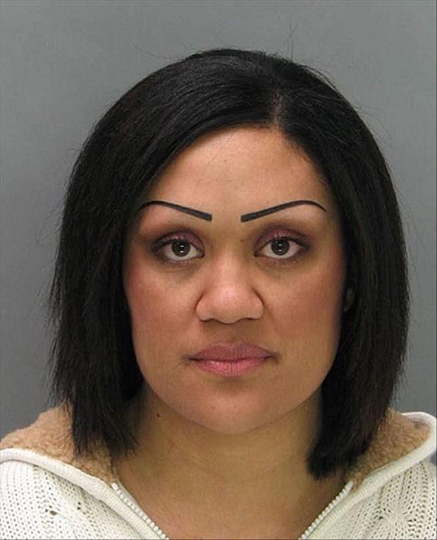 Funny Eyebrows