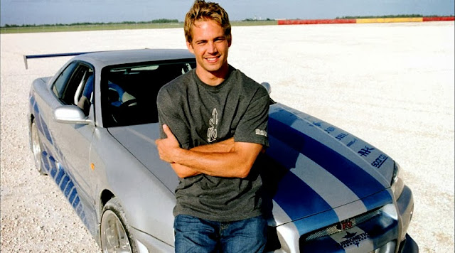 Paul Walker în Fast and Furious 2