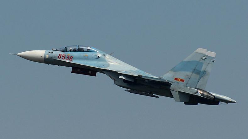 Ρωσικό μαχητικό Su-30SM συνετρίβη στη Συρία – Νεκροί οι πιλότοι