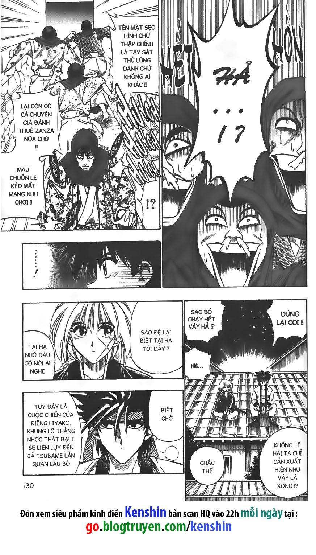 Rurouni Kenshin chap 33 trang 10