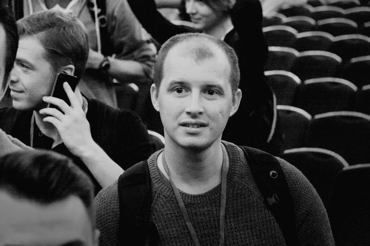 Артур Шамшадинов на проекте