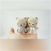 http://amigurumislandia.blogspot.com.ar/2018/03/amigurumi-mini-osito-canal-crochet.html