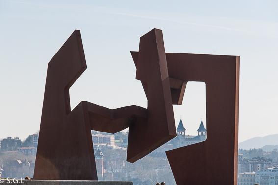 Construccion vacia de Jorge Oteiza. 20 cosas para ver en Donostia